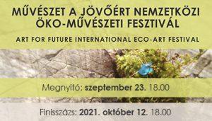 Öko-Art Fesztivál a BMK-ban